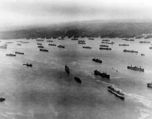 Allied Convoy