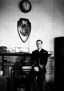 Ian Fleming At The Admiralty