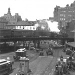 The New York elevated railroad