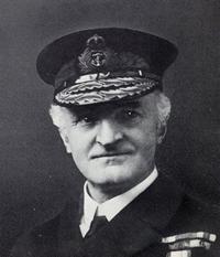 Admiral Sir Reginald Hall [1870-1943]