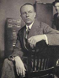 Captain Franz von Rintelen