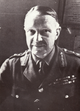 General Sir James Marshall-Cornwall